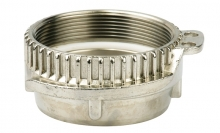 TANK TRUCK MALE COUPLING (VK) STAINLESS STEEL